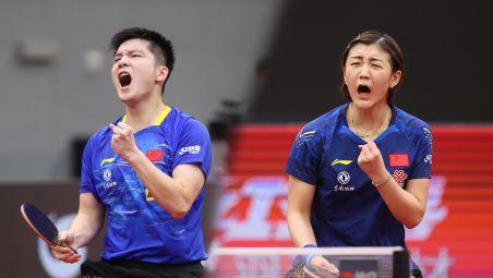 Fan Zhendong & Chen Meng headline first release of new ITTF Table Tennis World Ranking.