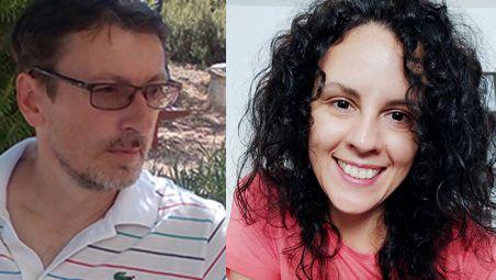 Ivana SADAIC and Amir ZULIC lecturers at the ETTU Development Webinar