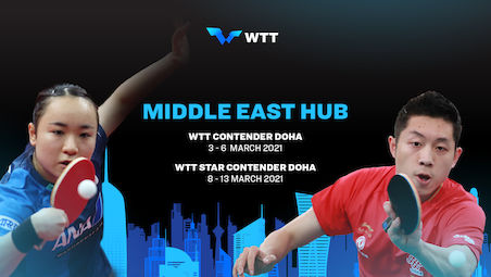 WTT Middle East Hub Set to Sizzle with Stellar Fields Announced