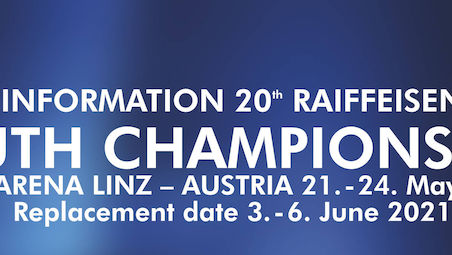 Linz-Austrian Youth Championships postponed for May