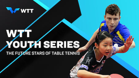 Inaugural World Table Tennis Youth Series events announced for 2021