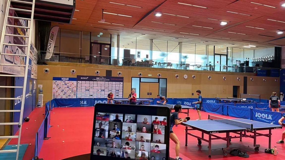 European Women Center LINZ to support development of women's table tennis