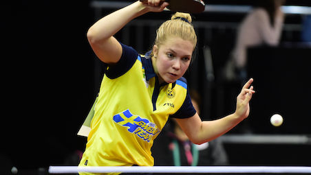 Developing Female Table Tennis the main goal for NETU and Sweden