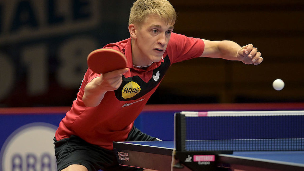Düsseldorf Masters 2021: Every Sunday table tennis at its best