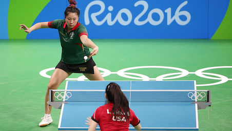SHAO Jieni ready for the Olympic Qualification challenge