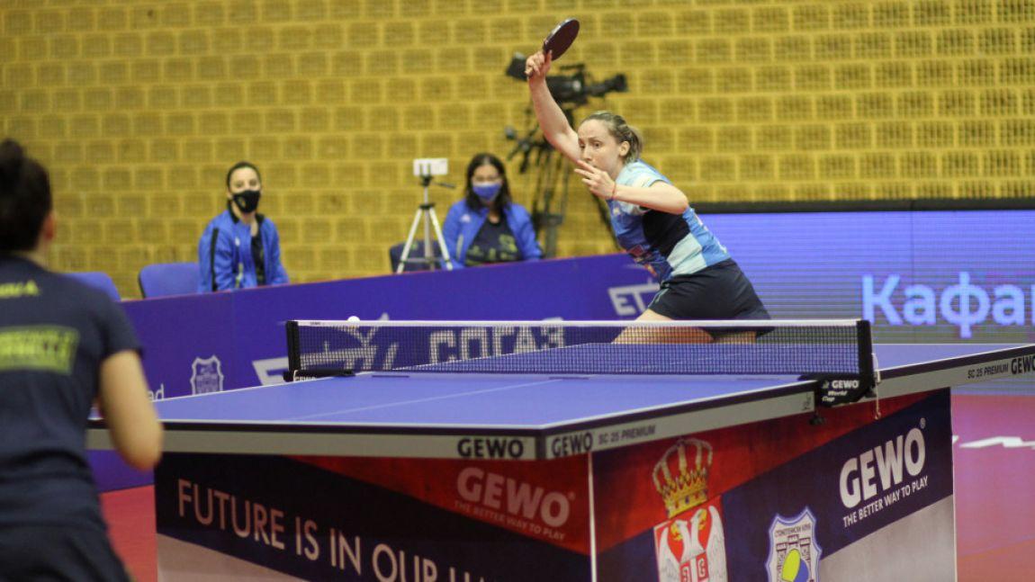Dora MADARASZ led CP Lyssois Lille Métropole to first win