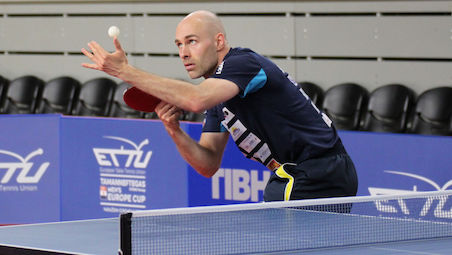 HABESOHN: We are here to win the Tamanneftegas Europe Cup Men's Final