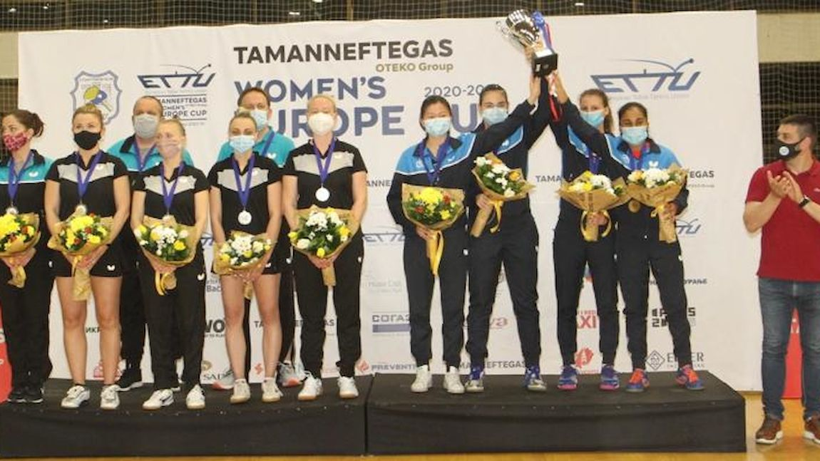 Saint-Denis Us 93 clinched the title at the Tamanneftegas Women's Europe Cup