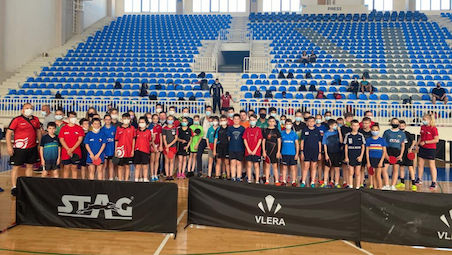Eurotalents Development Pre-Selection Camp in Podgorica