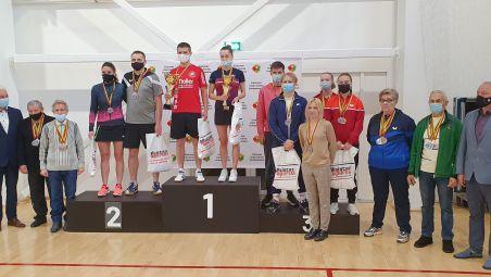 Kornelija RILISKYTE and Kestutis ZEIMYS won gold in Lithuania