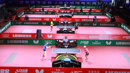 Revised qualification for 2021 World Table Tennis Championships in Houston