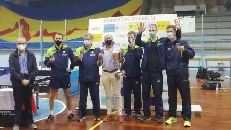 Apuania Carrara won their fifth Italian championship in history