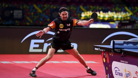 Timo BOLL won the eighth title in Men's Singles