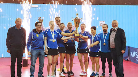 The eighth title in National Championships for Dr. Časl