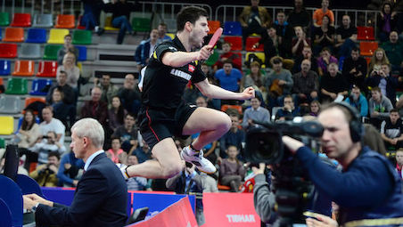 Dimitrij OVTCHAROV aiming for third gold in Warsaw