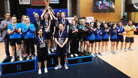 Final Four Hungary: Pécs and Budaörs both defended titles