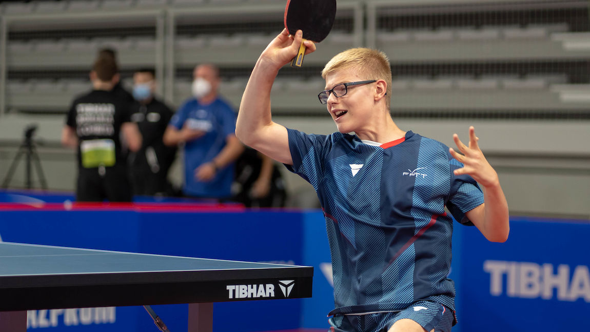 France clinched Under 15 Boys Team's title in superb style