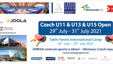 Olomuc invites young players in Czech Republic
