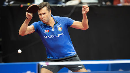 Vladimir SAMSONOV announces the end of his international table tennis career