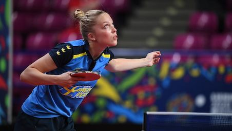 Join the North European Table Tennis Top 16 event