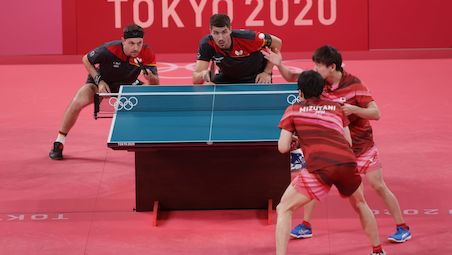 Germany progressed to the final of the Olympic Games