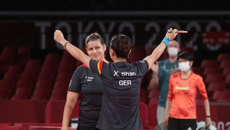 History made, table tennis records broken at the Tokyo 2020 Olympic Games