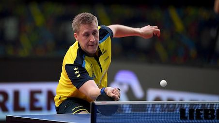 Mattias FALCK prepares for Top 16 in Germany and Sweden