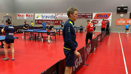 Eurotalents Development Camp in Halmstad provides perfect training environment