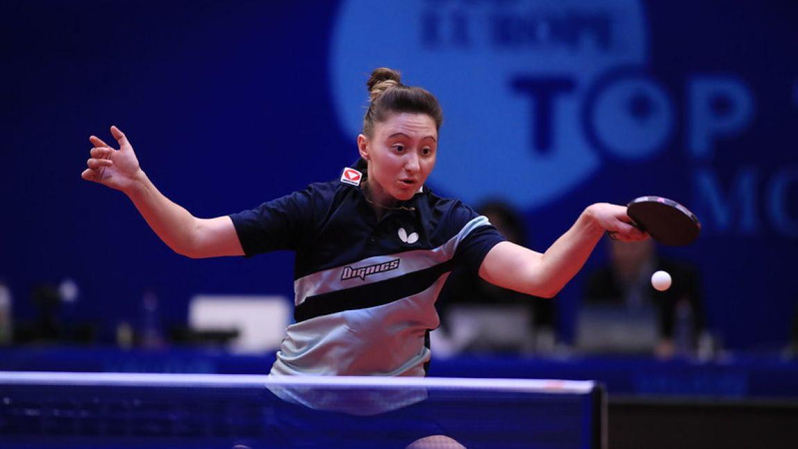 Sofia POLCANOVA: I love to play at the Europe Top 16 Cup
