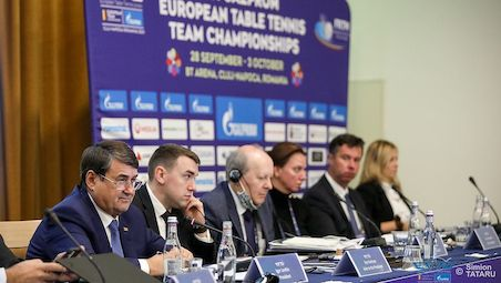 ETTU Congress amends Constitution to allow Executive Board members to serve on ITTF Executive Committee