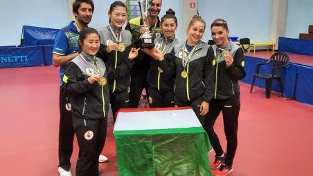 Brunetti Castel Goffredo clinched fourth title in the Italian Super Cup