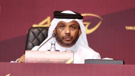 Khalil Al MOHANNADI elected President of Asian Table Tennis Union